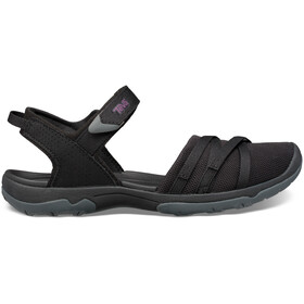 Teva Tirra CT Sandals Women black